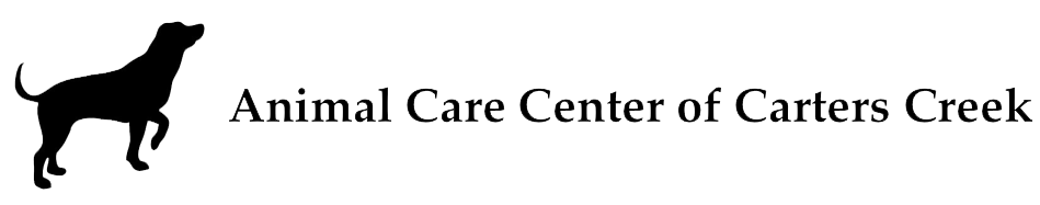 Animal Care Center of Carters Creek logo