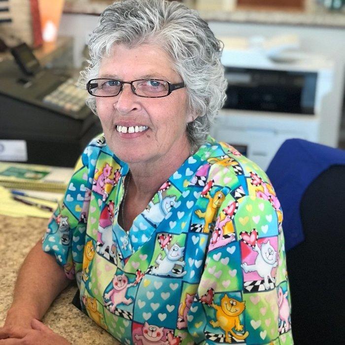 Kathy Banks </br>Receptionist  photo